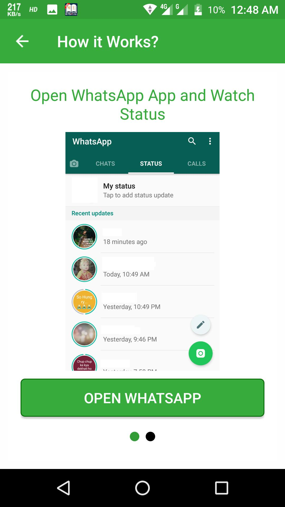 Simi Whatsapp Status Downloader For Android Apk Download