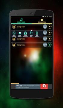 Ringtones apk screenshot