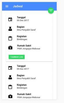e-Logbook KOASS UNISMUH screenshot 2