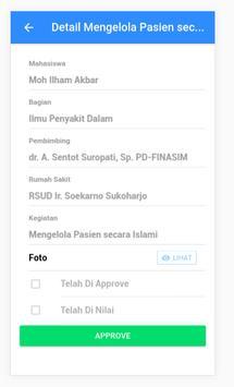 e - Log Book KOASS UMS screenshot 5