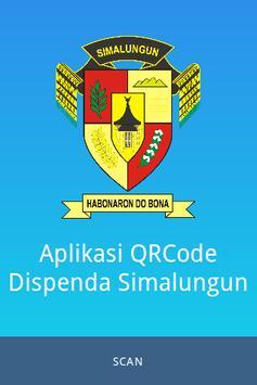 QRCode Dispenda screenshot 1