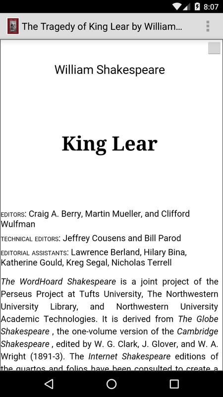 the tragic tale of conflict personal transformation and loss in shakespeares king lear King lear - the aging king of britain and the protagonist of the play lear is used to enjoying absolute power and to being flattered, and he does not respond well to being contradicted or challenged at the beginning of the play, his values are notably hollow—he prioritizes the appearance of love.