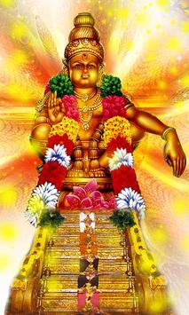 Lord Ayyappa Live Wallpaper Apk Screenshot