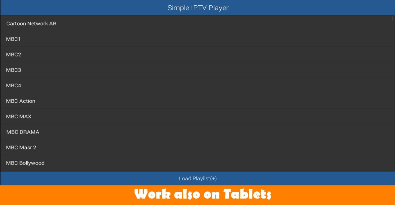 Ip tv player pro android