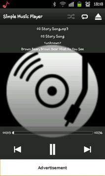 Simple Music Player para Android - APK Baixar