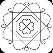 Simple Rangoli Design 2016 icon