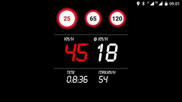 Simple Speed Control screenshot 3