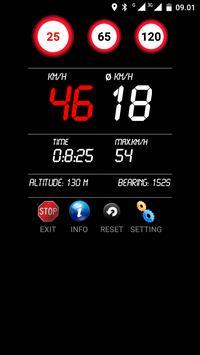 Simple Speed Control screenshot 1