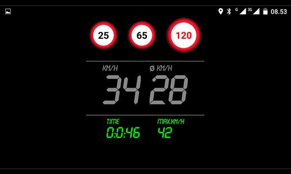Simple Speed Control screenshot 5