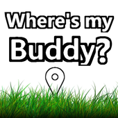 Where's my buddy - Free icon