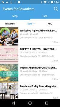 Coworking Berlin apk screenshot