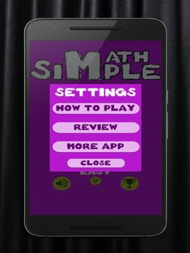 Math Game screenshot 17