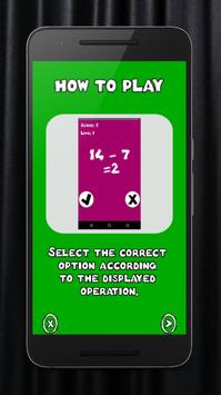 Math Game screenshot 1