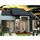 App House & Home android minimalis rumah model 3d