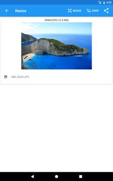 照片及图片缩放应用程序 - Photo & Picture Resizer apk 截图
