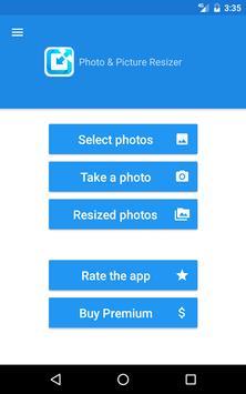 Photo & Picture Resizer apk screenshot