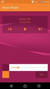 Simple Music Player apk screenshot