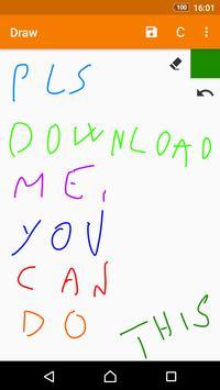 Simple Draw apk screenshot