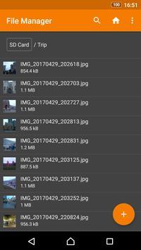 Simple File Manager apk screenshot