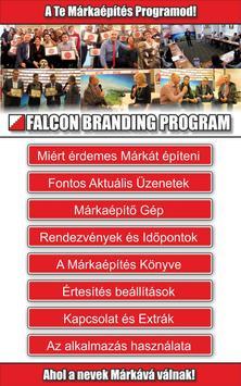 Falcon Branding Program apk screenshot