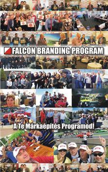 Falcon Branding Program poster