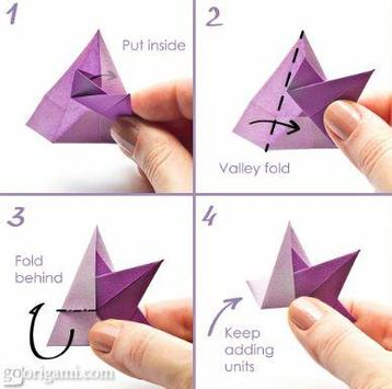 Simple Origami Tutorials apk screenshot