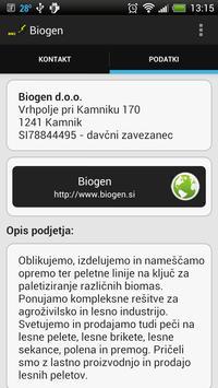 Biogen screenshot 1