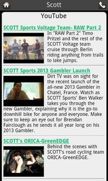 Scott Bikes screenshot 2