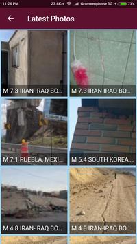Earthquake Info screenshot 3