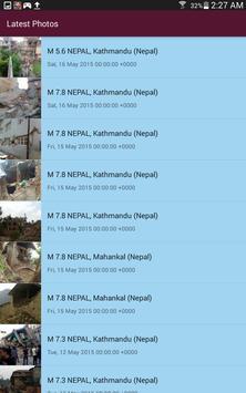 Earthquake Info screenshot 10