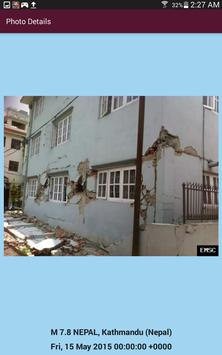 Earthquake Info screenshot 11