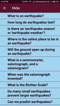 Earthquake Info screenshot 5