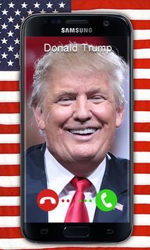 Donald Trump Call apk screenshot