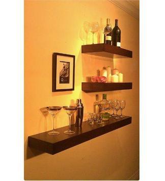 Simple DIY Wall Shelves apk screenshot