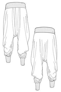 Simple Drawing Dress Tutorials screenshot 2