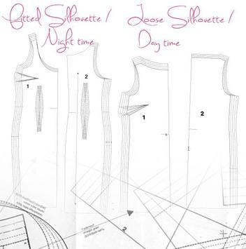 Simple Drawing Dress Tutorials screenshot 5