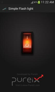 Simple Flash Light poster