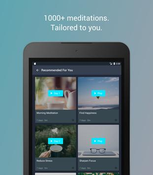 Simple Habit Meditation apk screenshot