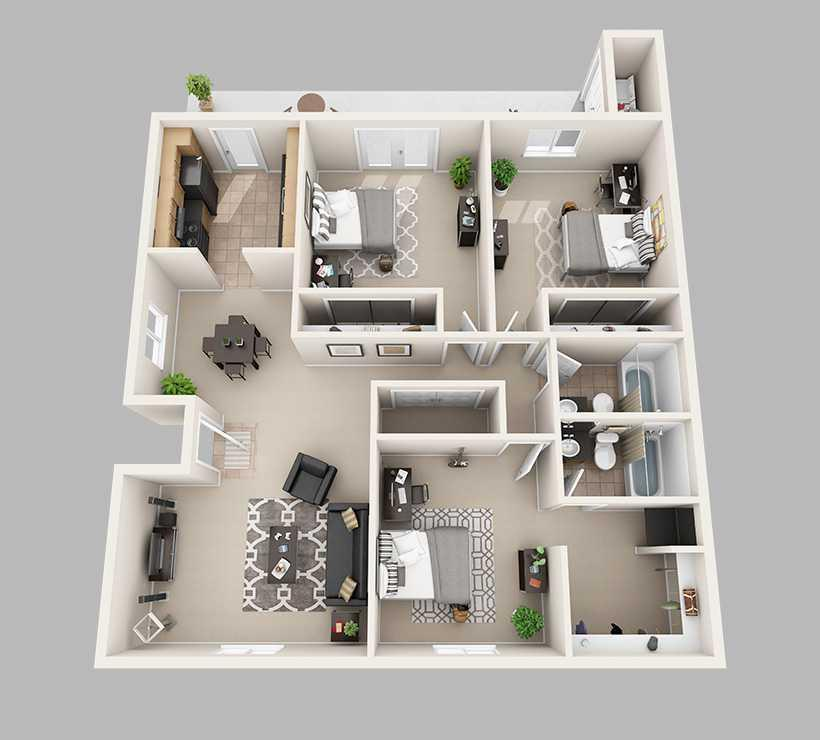 3D Simple House Designs For Android