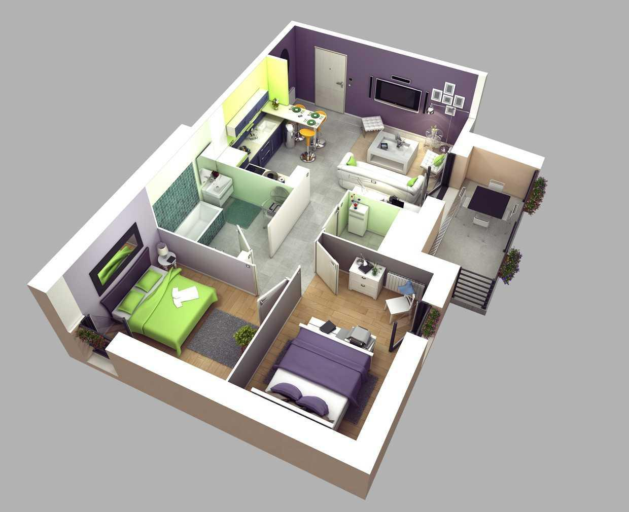 3D Simple House Designs for Android - APK Download