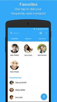 Dialer, Phone, Call Block & Contacts by Simpler apk تصوير الشاشة