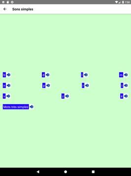 Simple initiation à la lecture screenshot 5