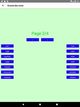 Simple initiation à la lecture screenshot 7