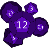 Simple RPG Dice Roller icon