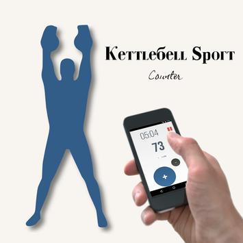Kettlebell Sport Counter poster