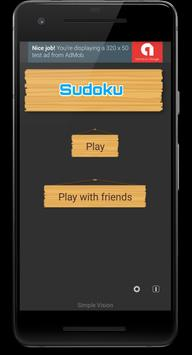 Sudoku screenshot 3