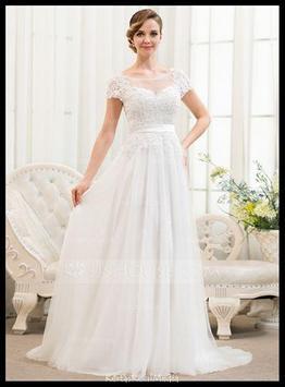 Wedding Dress Simple Ideas apk screenshot