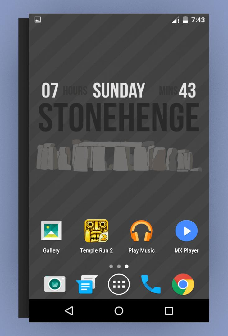 Monuminital-Zooper Template for Android - APK Download