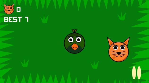 Trap Bird: Cat Trouble apk screenshot
