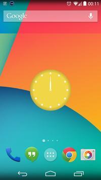 Alteratus Clock Widget poster